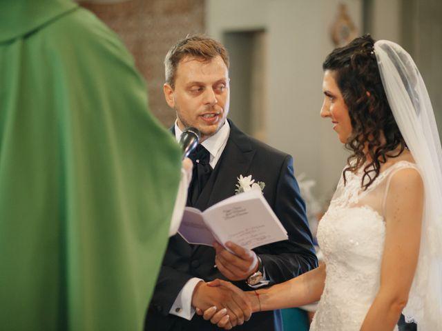 Il matrimonio di Michela e Francesco a Forlì, Forlì-Cesena 50