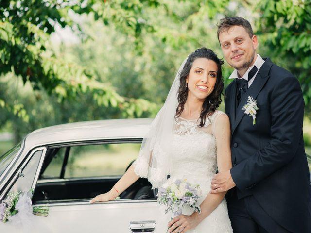 Il matrimonio di Michela e Francesco a Forlì, Forlì-Cesena 77