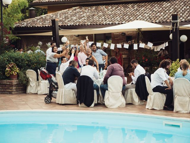 Il matrimonio di Michela e Francesco a Forlì, Forlì-Cesena 97