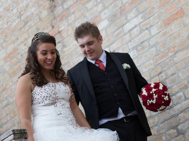 Il matrimonio di Dylan e Allana a Portogruaro, Venezia 11