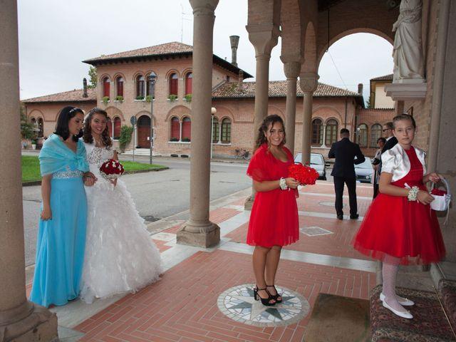 Il matrimonio di Dylan e Allana a Portogruaro, Venezia 15