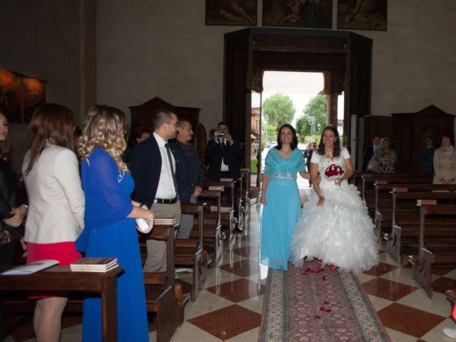Il matrimonio di Dylan e Allana a Portogruaro, Venezia 16