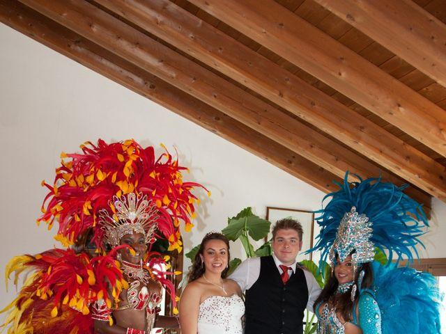 Il matrimonio di Dylan e Allana a Portogruaro, Venezia 18