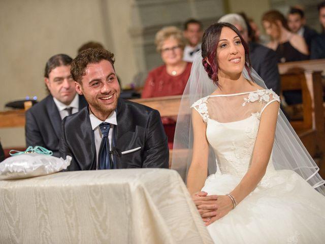 Il matrimonio di Alessandro e Ilenia a Umbertide, Perugia 31