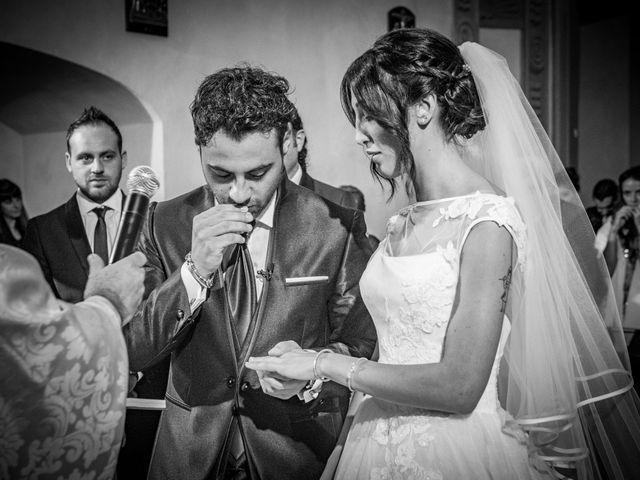 Il matrimonio di Alessandro e Ilenia a Umbertide, Perugia 32