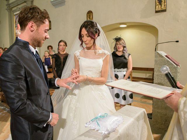 Il matrimonio di Alessandro e Ilenia a Umbertide, Perugia 33