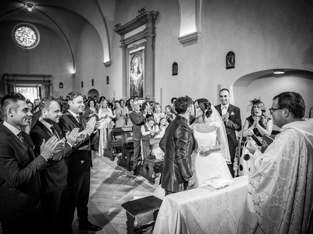 Il matrimonio di Alessandro e Ilenia a Umbertide, Perugia 34
