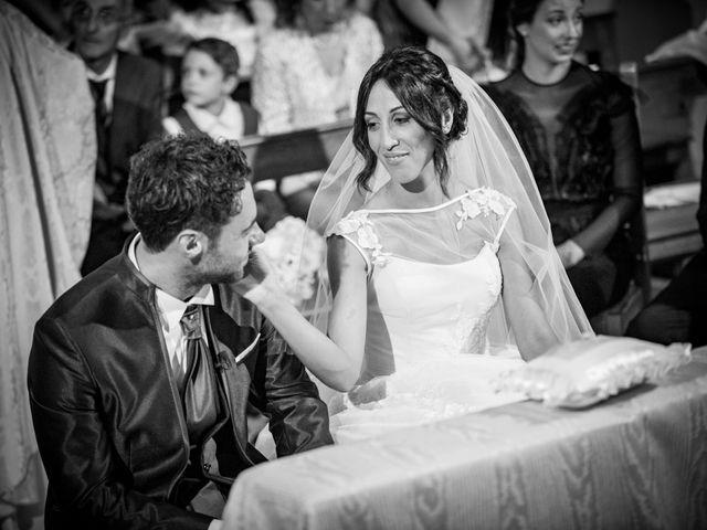 Il matrimonio di Alessandro e Ilenia a Umbertide, Perugia 35