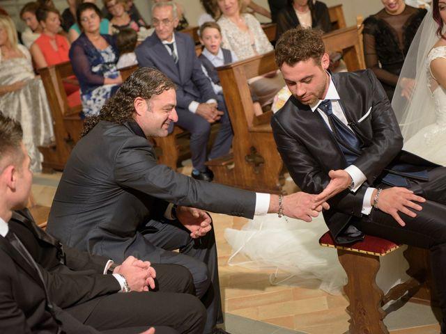Il matrimonio di Alessandro e Ilenia a Umbertide, Perugia 39