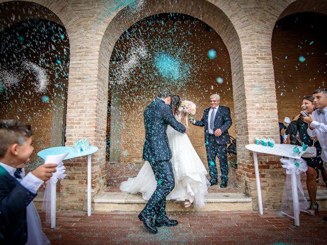 Il matrimonio di Alessandro e Ilenia a Umbertide, Perugia 41