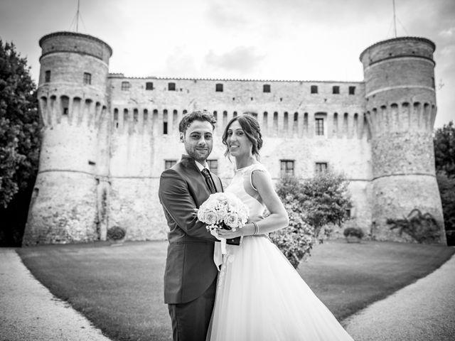 Il matrimonio di Alessandro e Ilenia a Umbertide, Perugia 42