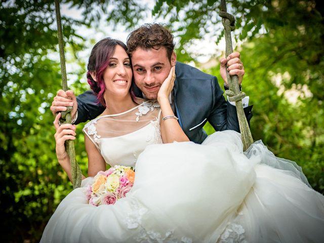 Il matrimonio di Alessandro e Ilenia a Umbertide, Perugia 46