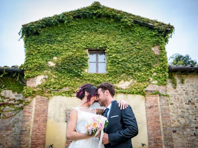 Il matrimonio di Alessandro e Ilenia a Umbertide, Perugia 48