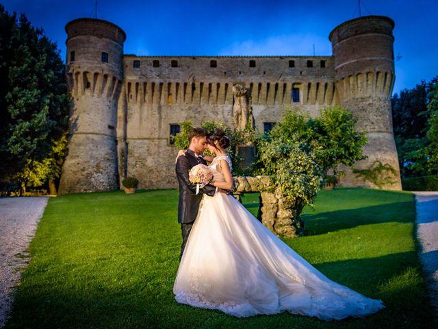 Il matrimonio di Alessandro e Ilenia a Umbertide, Perugia 49