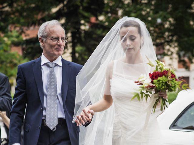 Il matrimonio di Jarno e Alice a Rodano, Milano 15