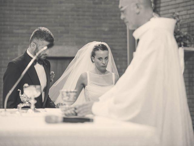 Il matrimonio di Jarno e Alice a Rodano, Milano 16