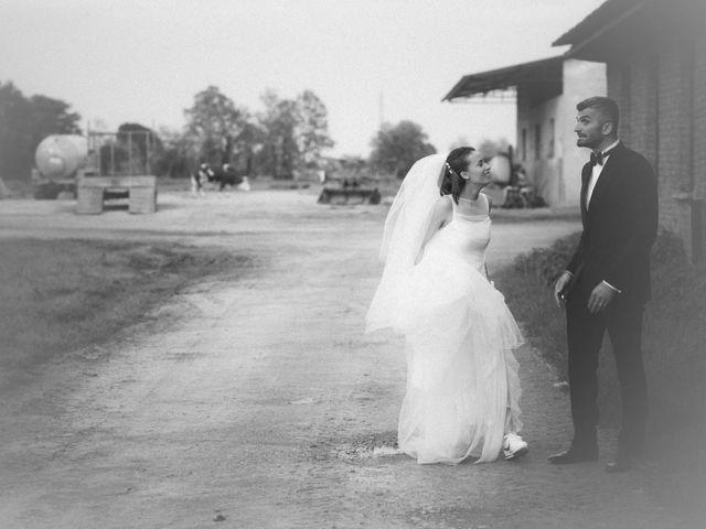 Il matrimonio di Jarno e Alice a Rodano, Milano 18