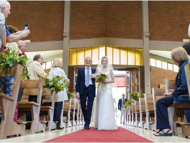 Il matrimonio di Jarno e Alice a Rodano, Milano 22