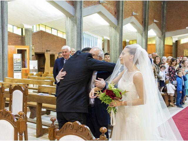 Il matrimonio di Jarno e Alice a Rodano, Milano 23