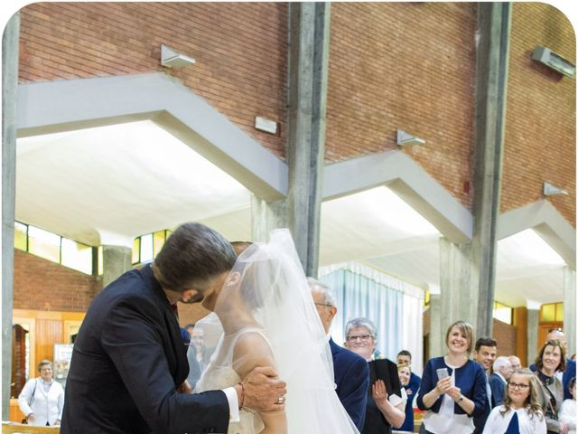 Il matrimonio di Jarno e Alice a Rodano, Milano 24