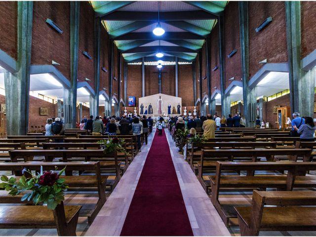 Il matrimonio di Jarno e Alice a Rodano, Milano 25