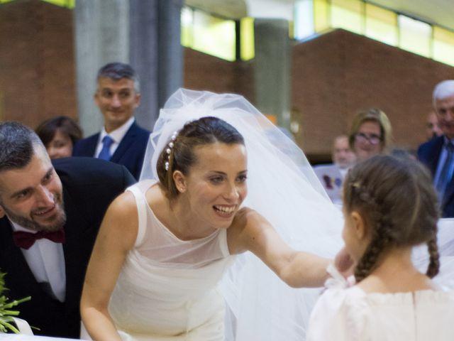 Il matrimonio di Jarno e Alice a Rodano, Milano 27