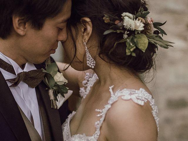 Il matrimonio di Yoshiki e Marika a Gaiole in Chianti, Siena 2