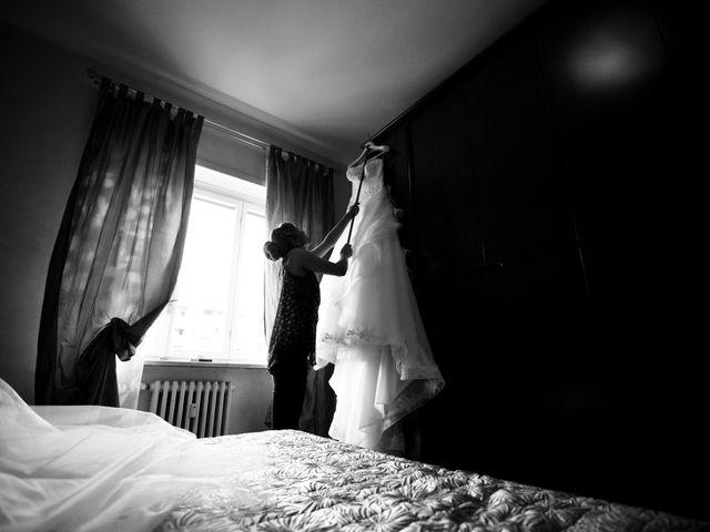 Il matrimonio di Angelo e Federica a Racconigi, Cuneo 1