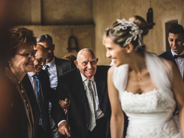 Il matrimonio di Angelo e Federica a Racconigi, Cuneo 17
