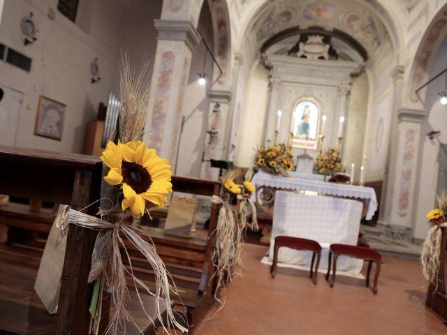 Il matrimonio di Filippo e Elisa a Vinci, Firenze 15