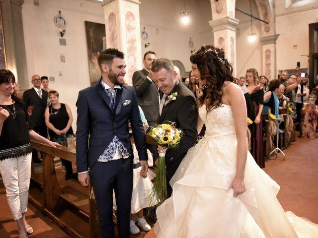 Il matrimonio di Filippo e Elisa a Vinci, Firenze 20