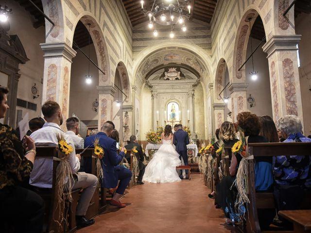 Il matrimonio di Filippo e Elisa a Vinci, Firenze 21