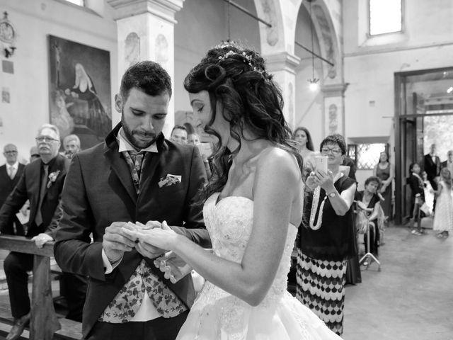 Il matrimonio di Filippo e Elisa a Vinci, Firenze 23