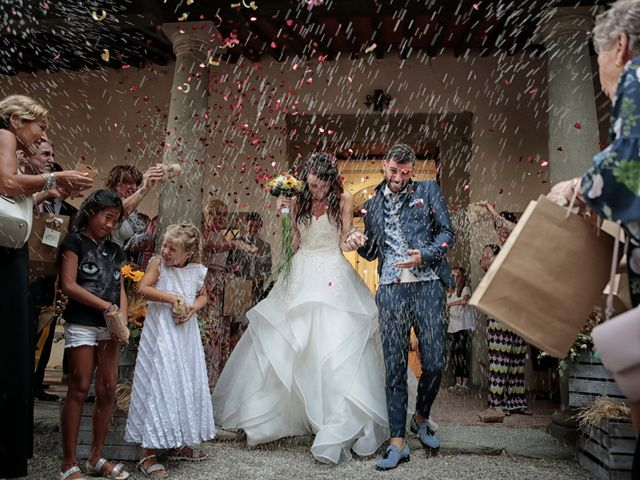 Il matrimonio di Filippo e Elisa a Vinci, Firenze 25