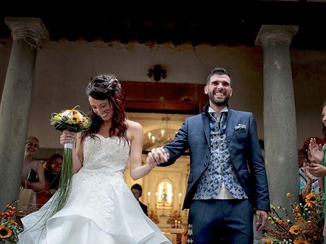 Il matrimonio di Filippo e Elisa a Vinci, Firenze 26