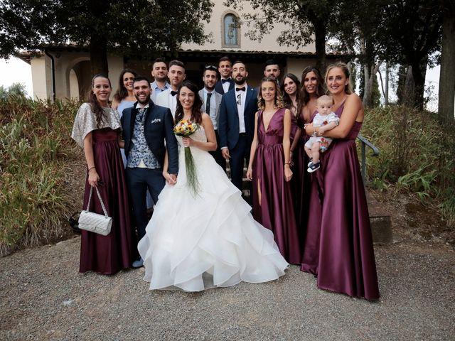 Il matrimonio di Filippo e Elisa a Vinci, Firenze 27