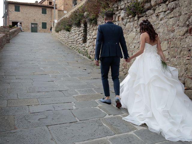 Il matrimonio di Filippo e Elisa a Vinci, Firenze 29