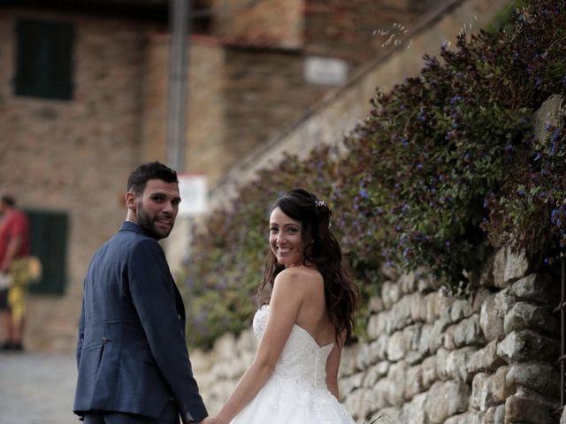 Il matrimonio di Filippo e Elisa a Vinci, Firenze 30