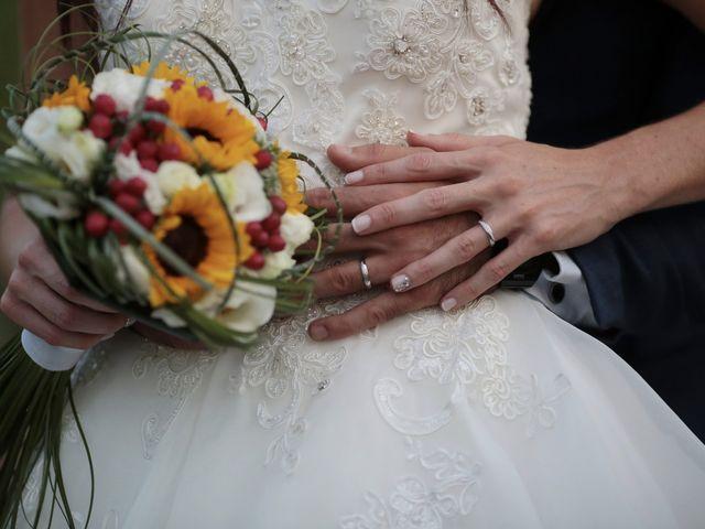 Il matrimonio di Filippo e Elisa a Vinci, Firenze 32