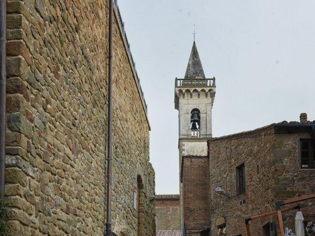 Il matrimonio di Filippo e Elisa a Vinci, Firenze 37
