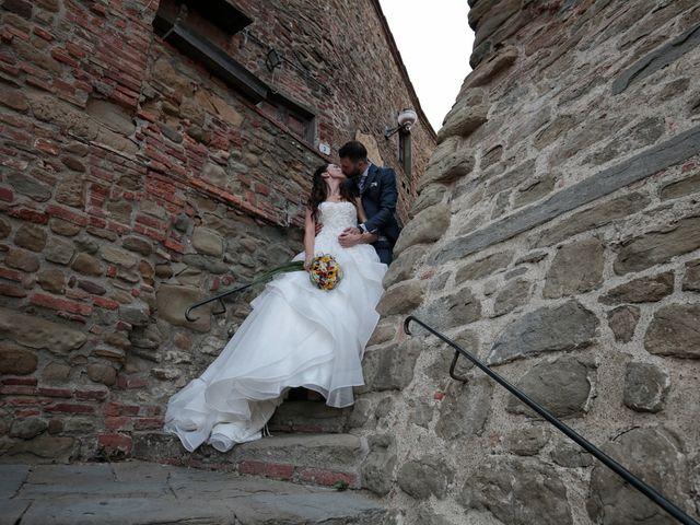Il matrimonio di Filippo e Elisa a Vinci, Firenze 38