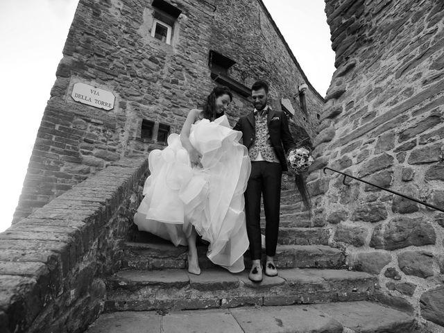 Il matrimonio di Filippo e Elisa a Vinci, Firenze 39