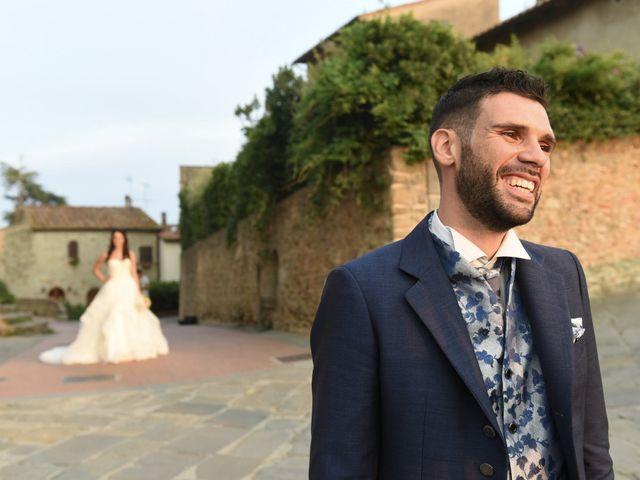 Il matrimonio di Filippo e Elisa a Vinci, Firenze 44