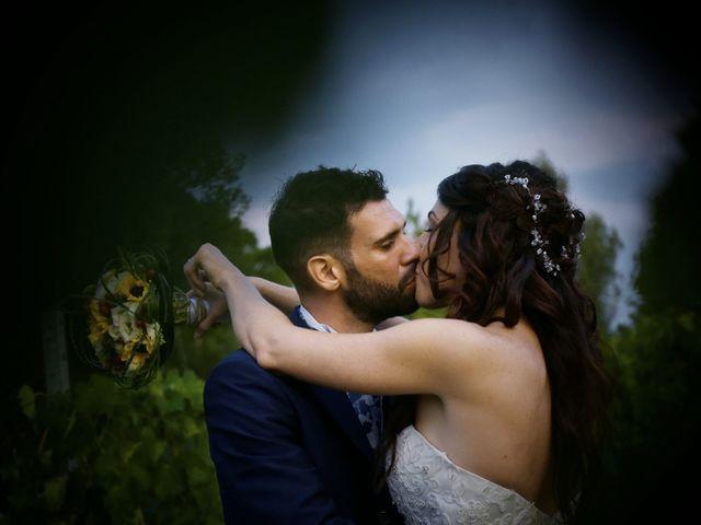 Il matrimonio di Filippo e Elisa a Vinci, Firenze 47