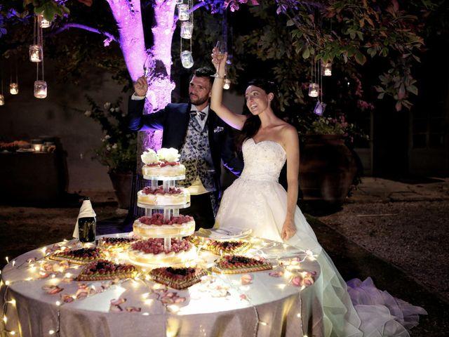 Il matrimonio di Filippo e Elisa a Vinci, Firenze 62