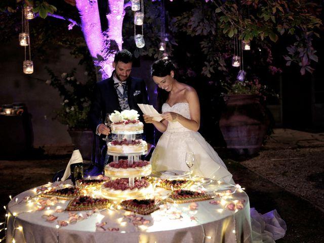 Il matrimonio di Filippo e Elisa a Vinci, Firenze 63