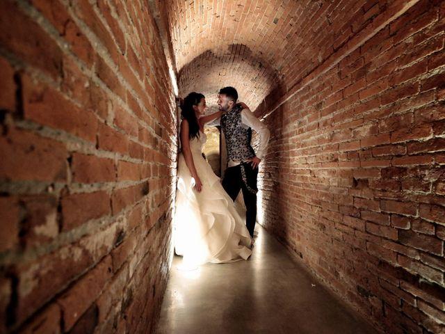 Il matrimonio di Filippo e Elisa a Vinci, Firenze 64