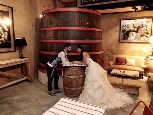 Il matrimonio di Filippo e Elisa a Vinci, Firenze 65