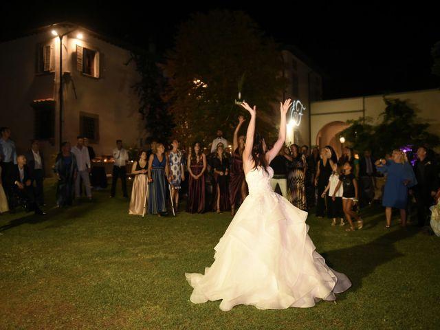 Il matrimonio di Filippo e Elisa a Vinci, Firenze 68