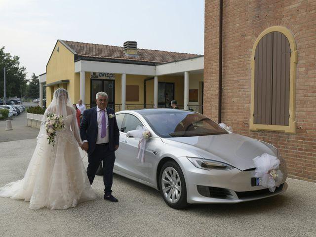 Il matrimonio di Mery e Luca a Castelnuovo Rangone, Modena 21